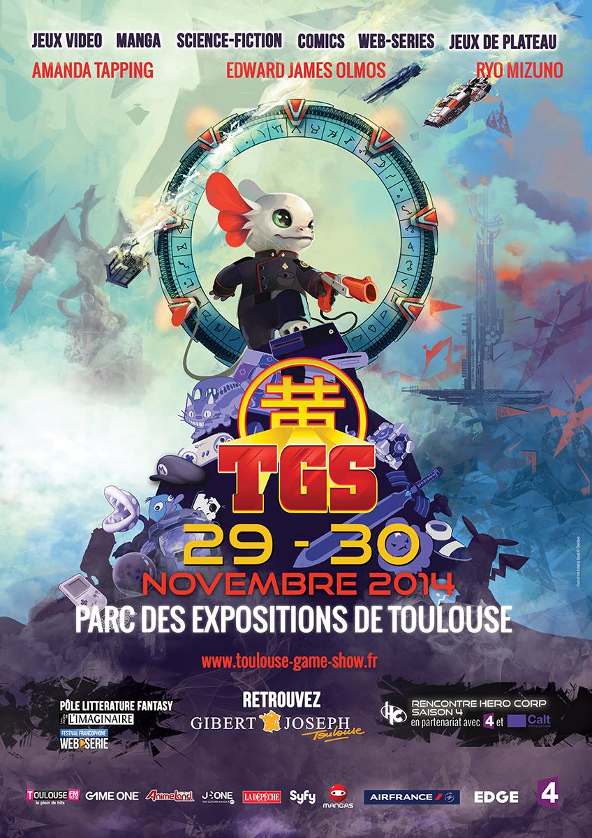 TGS poster