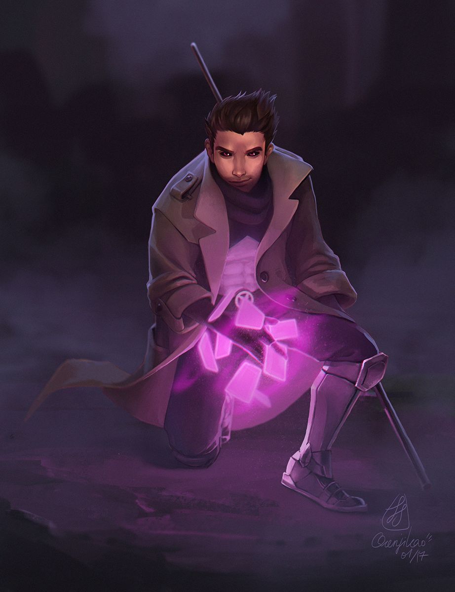 My personal version of Gambit