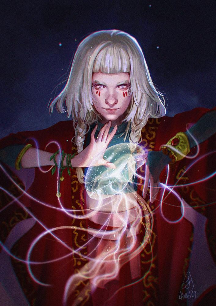 Aurora Fanart